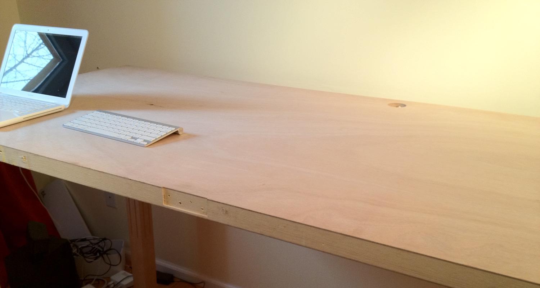 DIY Standing Desk  chrisbowlercom