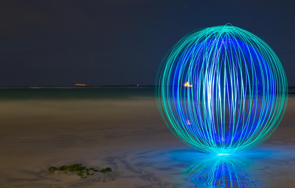 Best Torch Light Painting