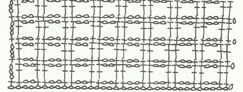 left handed crochet stitch diagrams crochet lefthand
