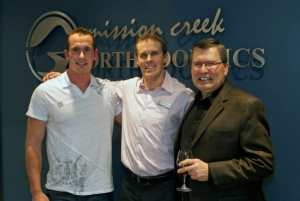 Chriscan Construction with Mission Creek Orthodontics