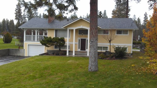 Exterior residential renovation after photo by Chriscan Construction
