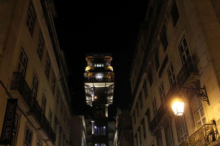 Lissabon Fahrstuhl