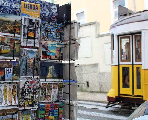 Lissabon Kurztrip
