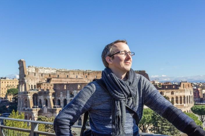 Christian in Rom