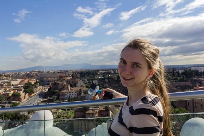 Caterina in Rom