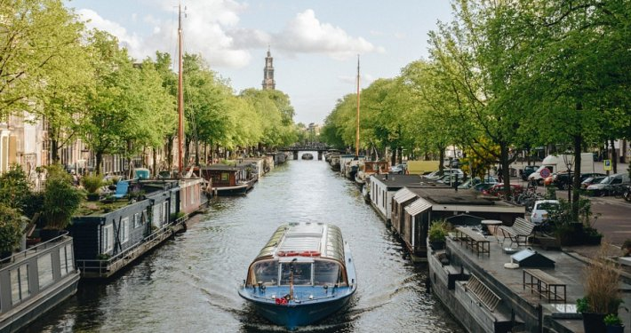 Amsterdam on a Budget