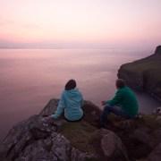 Sonnenuntergang auf der Isle of Mull