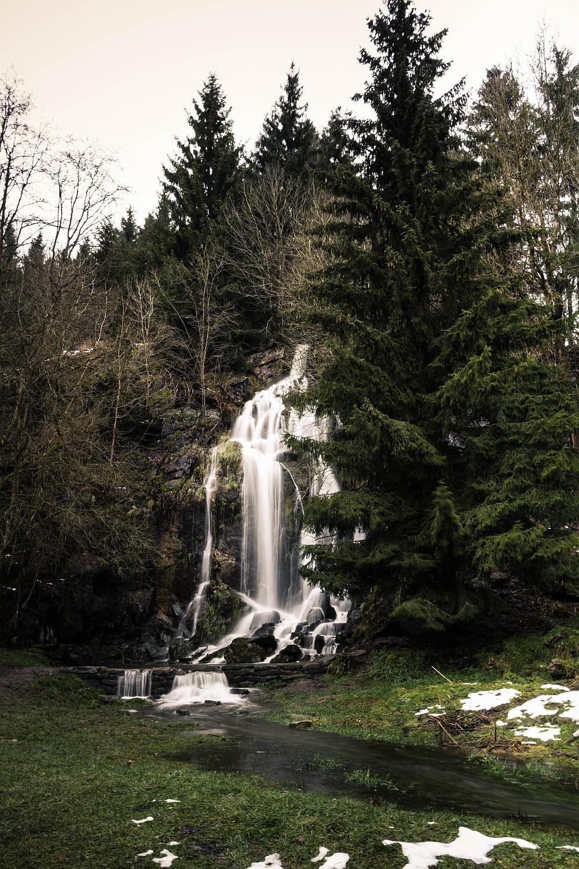 Königshutter Wasserfälle