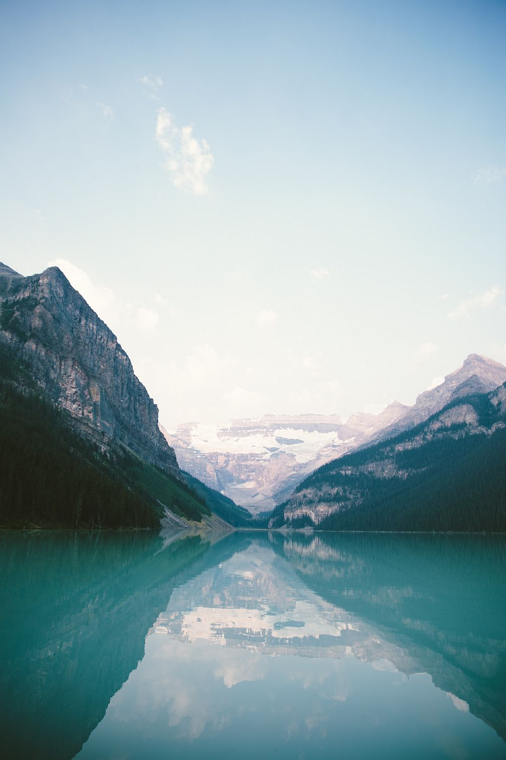 Lake Louise - Icefields Parkway
