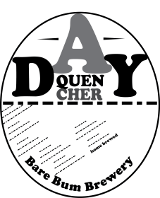 Day Quencher - A beer label