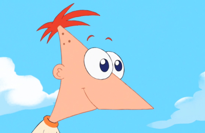 Phineas becomes a hat!
