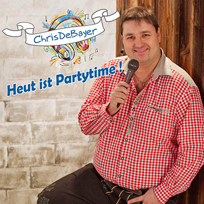 Die Single Heut ist Partytime - Cover