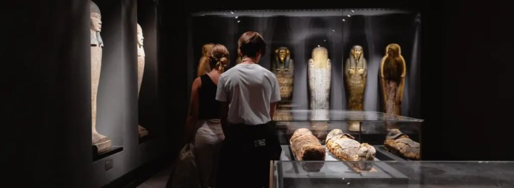 When did you last visit a museum?