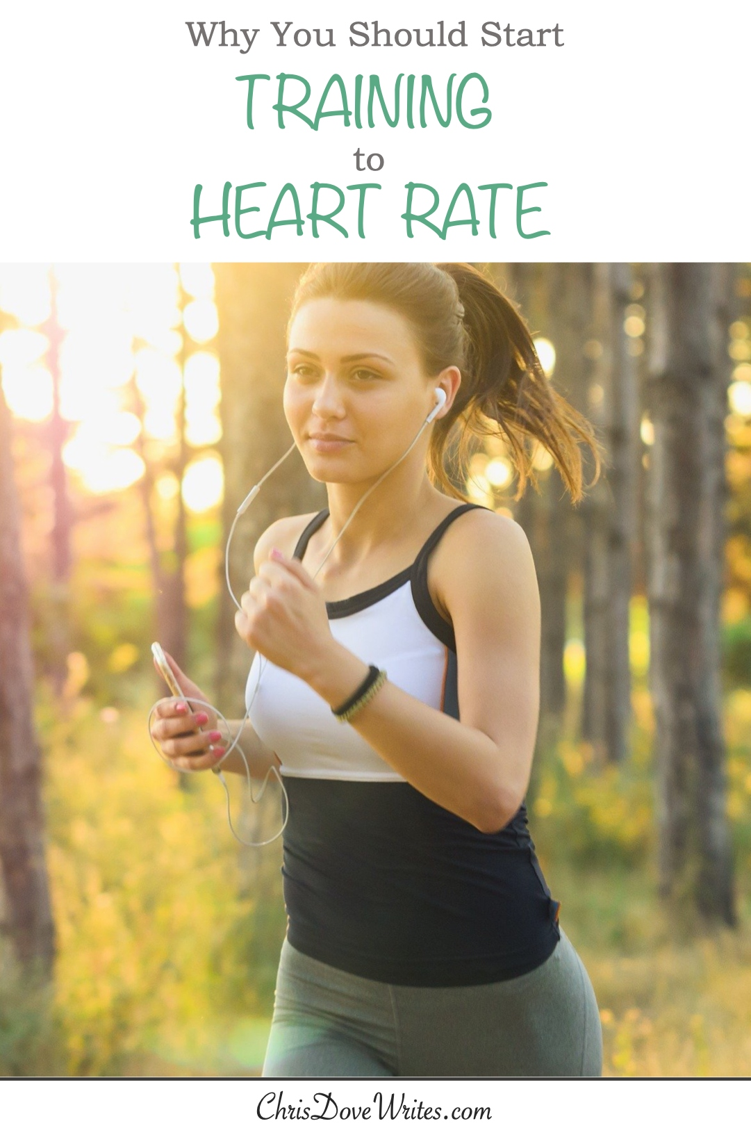 Pin Design - Why I train to heart rate