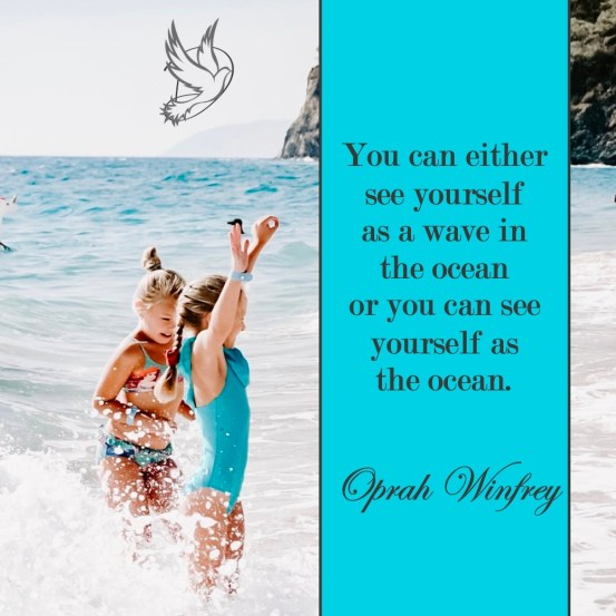 Quotes about the Power of Our Minds: You are the ocean