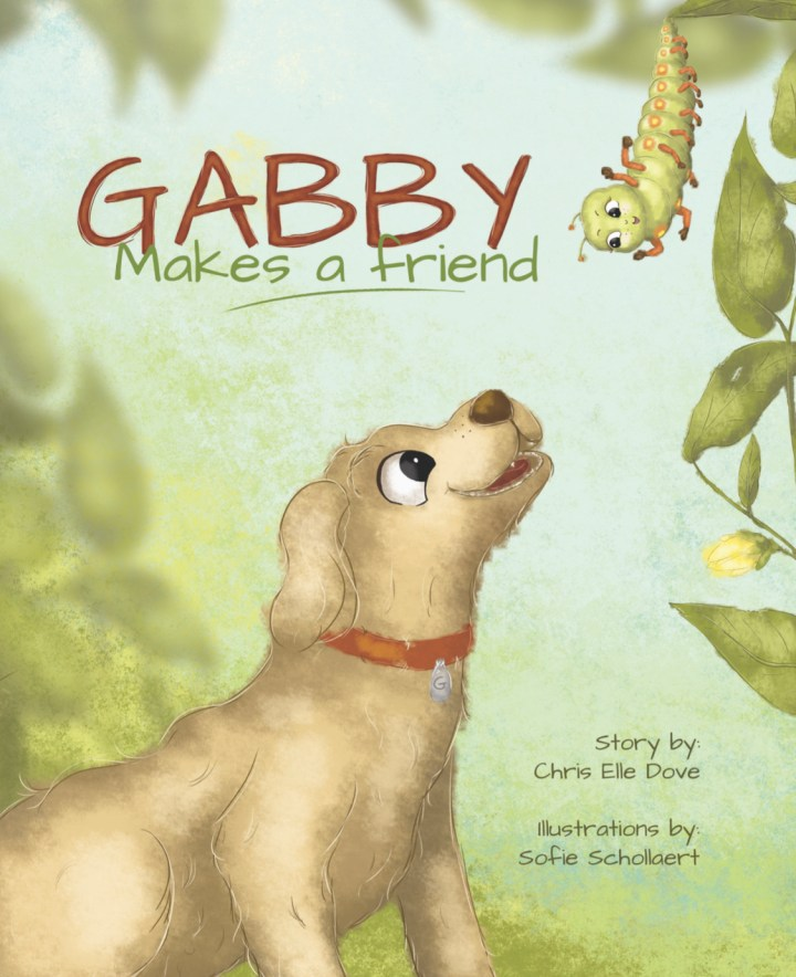 Front cover Gabby Makes a Friend
