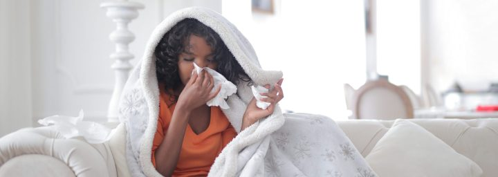 How to Stop Sneezes and Sniffles in Their Tracks!