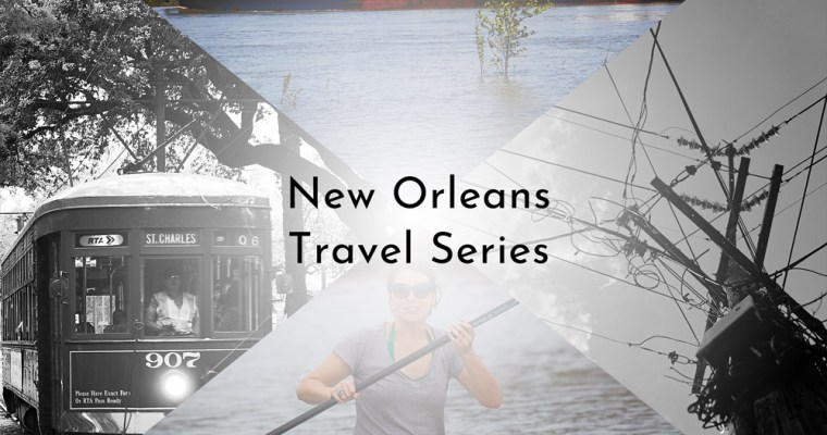 New Orleans travel series coming soon