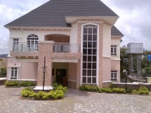 Bungalow Houses in Abuja Nigeria