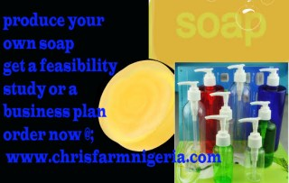 How To Produce Soap Using Semi-Cold Process For 1Kg Soap