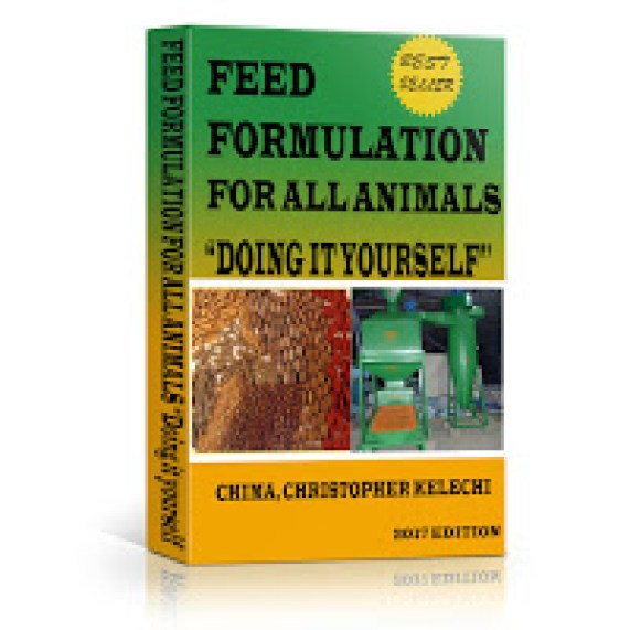 Feed Formulation (Doing It Yourself) Business Plans