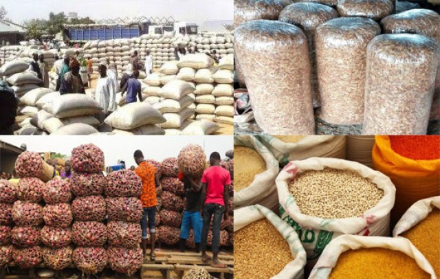 Bags Of Different Foodstuff Sale Business Plans And Feasibility Study For Loan/Grant