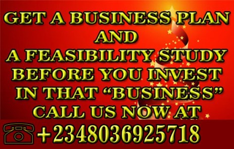 Cotton Farming / Processing Business Plan and Feasibility Study