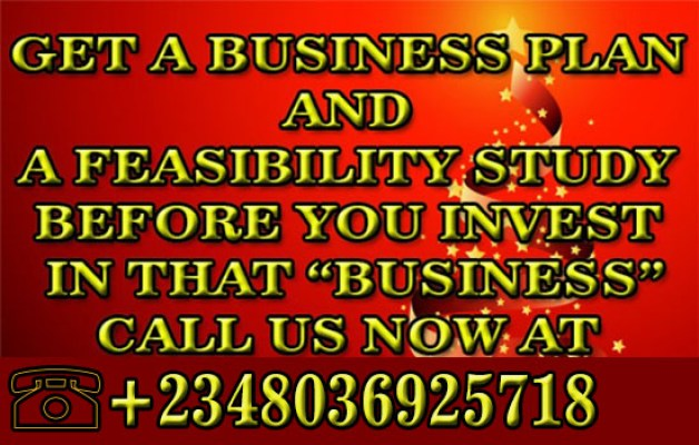 Goat Free Feasibility Study And Business Plans For Loan And Grant