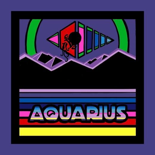 Aquarius artwork by Chris Freyer