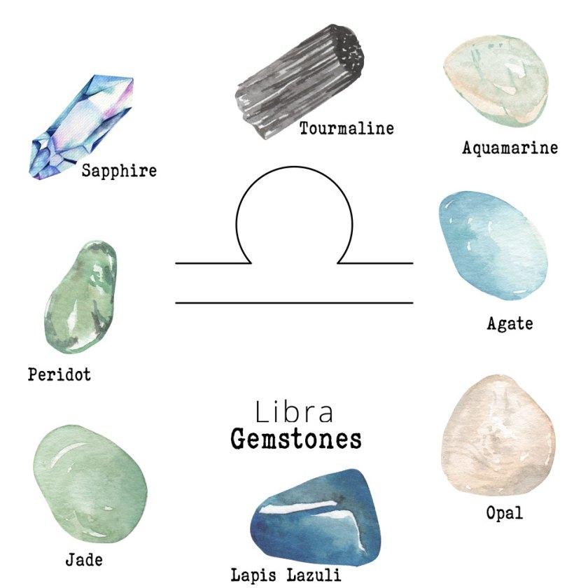 Libra-Gemstones