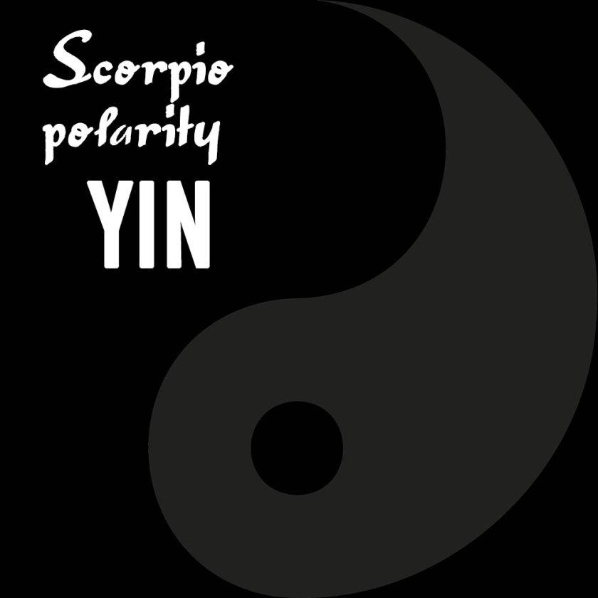 Scorpio-polarity-yin