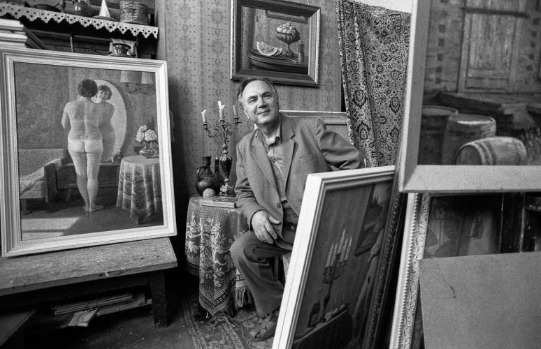 Genadi Semyakov - Artist