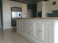 Hand painted kitchen in Banstead, Surrey