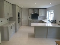hand painted kitchen Beaconsfield Bucks | specialist ...
