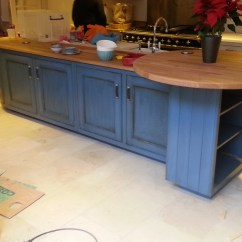 Painted Kitchen Islands Suppy A Hand In Buckinghamshire I Designed And