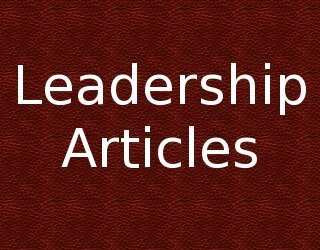VOCL 041 – Looking at Leadership Articles #20