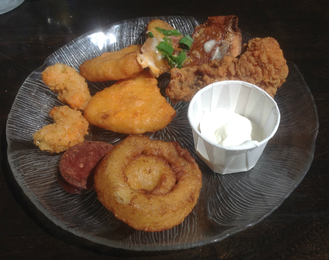 Bootz Saloon and Grill - Appetizer Buffet Selection