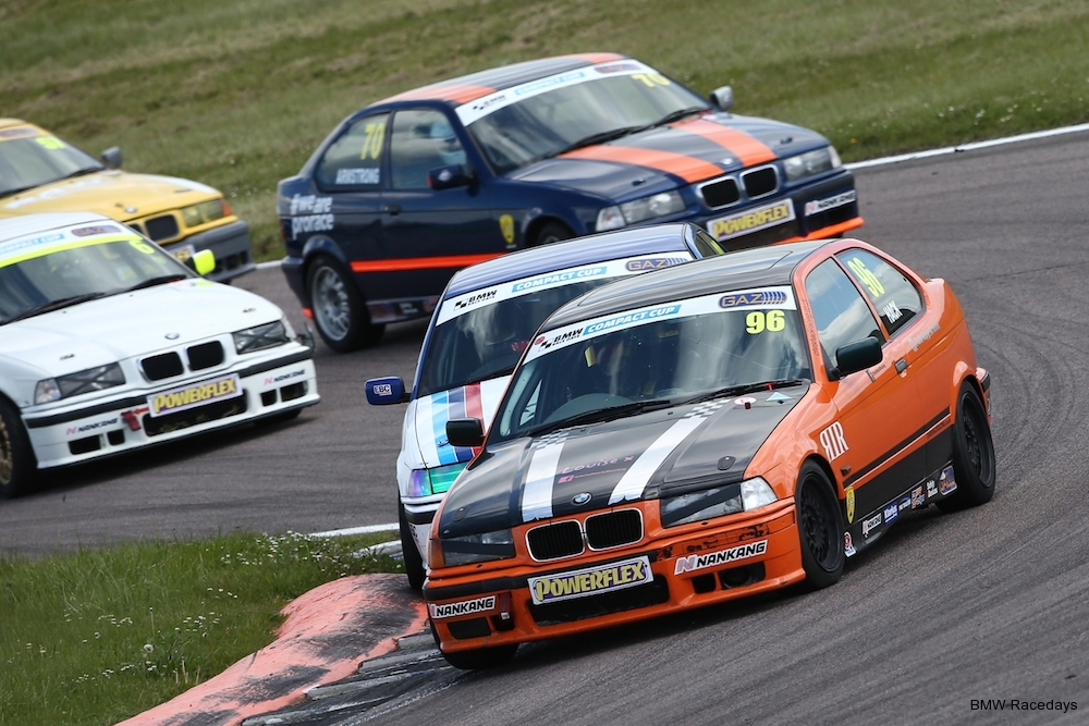 BMW Compact Cup 2016 – Round 2 @ Rockingham
