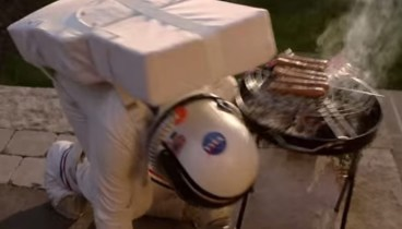 Astronaut's Guide to the BBQ