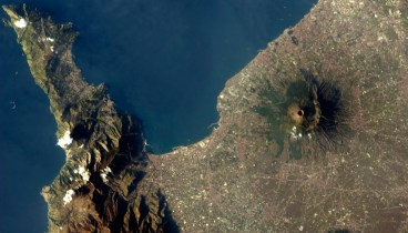 Mt. Vesuvius, Italy