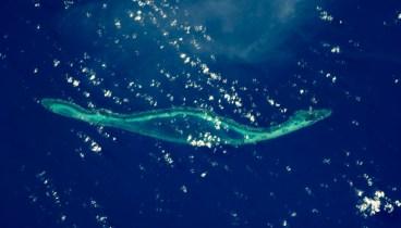 An island off the coast of Indonesia
