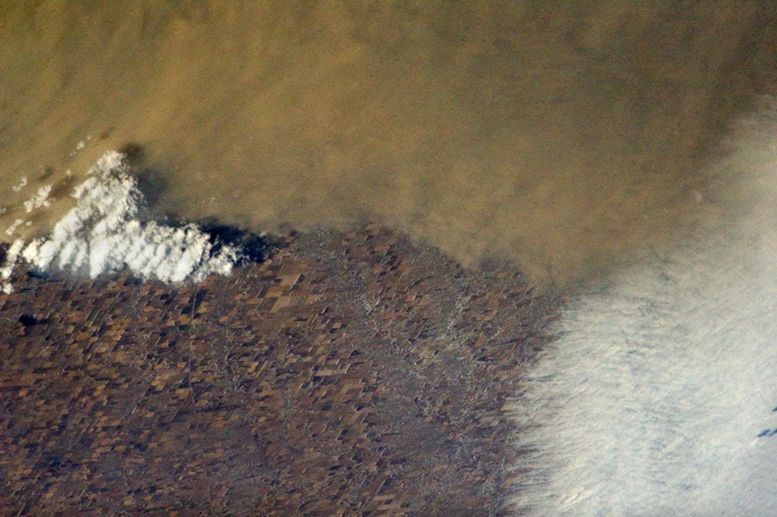 West coast Sandstorm, USA