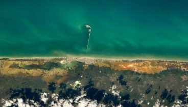 Yucatan peninsula beach, Mexico