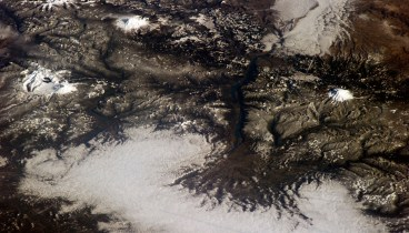 Mountains in the US Northwest