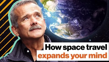 Chris Hadfield: Earth's history changes you