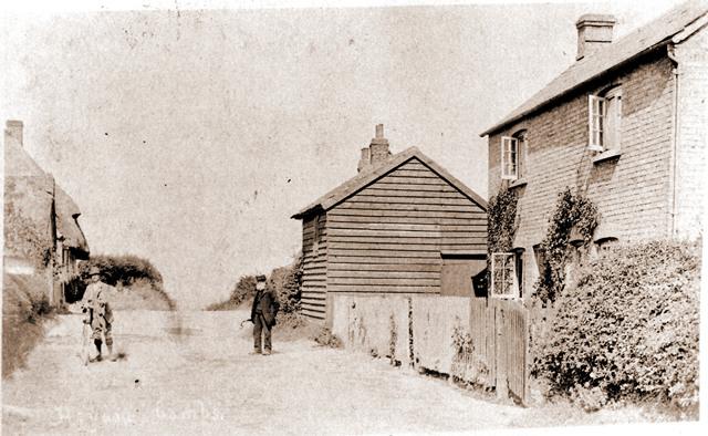 Heydon Fowlmere Road Barn