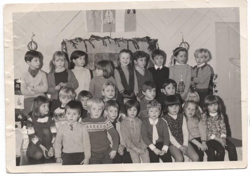 chrishall school december 1969