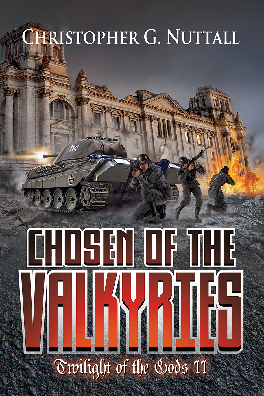 Up NowChosen Of The Valkyries Twilight Of The Gods II The - Germany map then and now