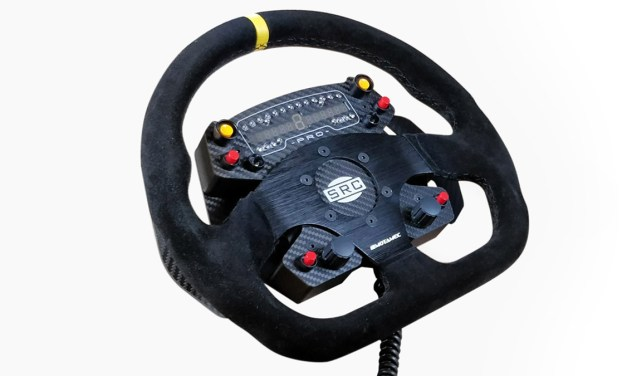 Sim Racing Coach GT1 Pro – Sim Racing Wheel Review [SRC]