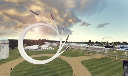 Goodwood Festival of Speed Assetto Corsa Mod Track